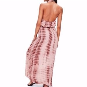 Missguided Dresses - NEW Missguided Tie-Dye Long Maxi Dress